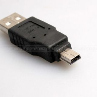 6in1 USB Adapter Travel Kit Retractable Cable to Firewire IEEE 1394