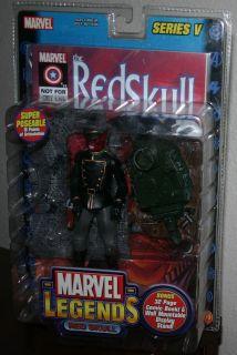 Red Skull Marvel Legends Toy Biz Series 5