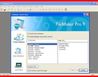 Learn FileMaker Pro 9 Training DVD Database Tutorials Free Instant
