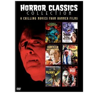 Horror Classics Collection   Six Classic Horror Films (1959) DVD