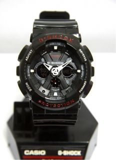 G Shock GA 120 Black Casio