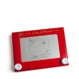 Ohio Art 55590 Travel Etch A Sketch Assorted Colors