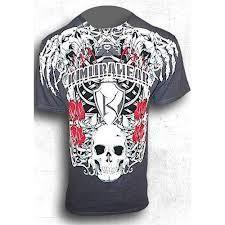 Kimurawear Fearless Soul Grey MMA Brand New Fight T Shirt