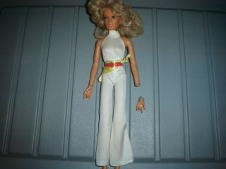 Vintage Mego Farrah Fawcett Doll 1970s Action Figure Charlies Angels