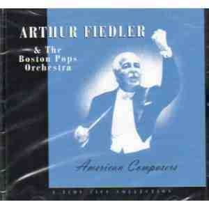 Time Life Arthur Fiedler The Boston Pops Orchestra American Composers