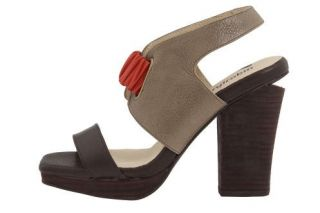 Faryl Robin Kimberly Platform Sandal Shoe New Sz 6 Fab