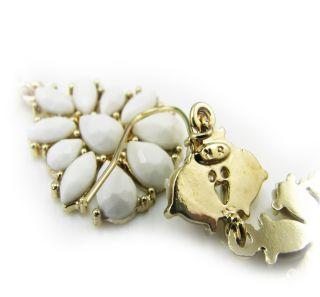 rhinestone Sweet flower dangle Earrings fashion jewelry Earring New