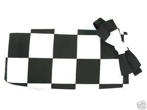 Victory Racing Flag Cummerbund and Bow Tie Set