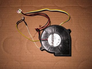 Fisher Paykel 526752 Drying Fan 24V DC Centrifugal Blower Fits DD603