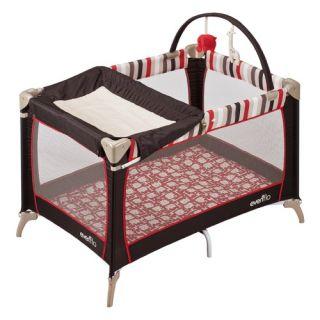 Evenflo Portable Babysuite™ 100 Playard Parma Brand New