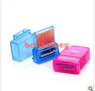Micro SD SDHC TF T Flash Memory Mini USB Card Reader Adapter T86