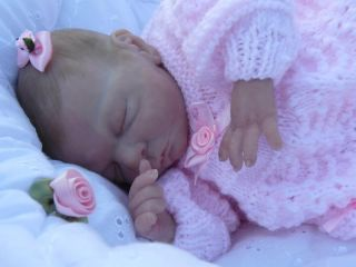 Puppy Dog Tails Nursery Beautiful Baby Girl Gabriella Reborn from