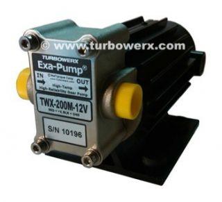 Exa Pump® MINI Turbo Oil Electric Scavenge Pump   THE BEST JUST GOT