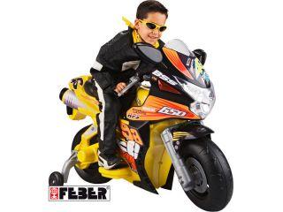 Volt Feber Mega Racing Bike Electric Ride on Toy Kids car Motorcycle