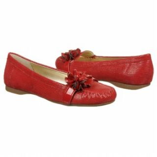 Womens Anne Klein Kenton 6 Classic Red Lizard