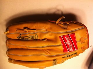 Rawlings Fastback Fernando Valenzuela Hinged Pad Lefty Glove