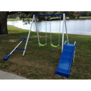 Flexible Flyer Double Fun Swing Set 42115T
