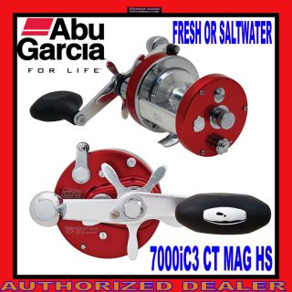 Garcia Ambassadeur Reel Fishing Offshore Fresh Saltwater New