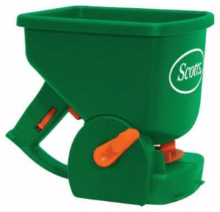 Scotts Easy Hand Held Fertilizer Ice Melt Spreader 71030