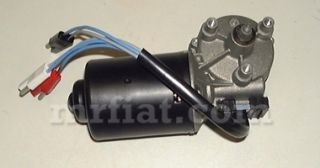 this is a new wiper motor for fiat 124 spider