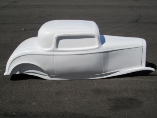 Ford Coupe custom pool table light fiberglass body rat rod street rod