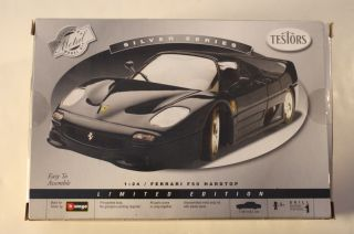 Ferrari F50 Hardtop 1 24 Scale Automobile Model Kit Plastic with Metal