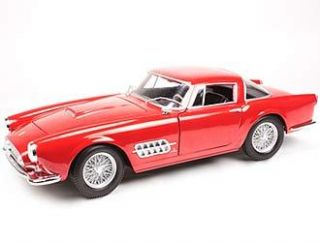 Hot Wheels Ferrari 410 Superamerica 1 18 1 18 Scale Diecast Model Car