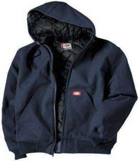 Dickies Jackets Dickies 33 239 High Performance Duck Hooded Jacket