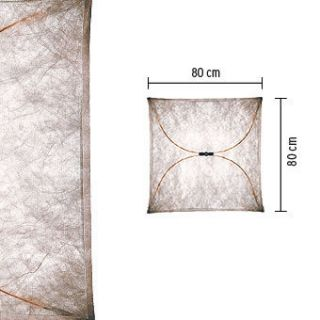 Flos Ricambio Assieme Teli x Lampada Ariette 1 80x80