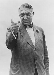 29th President of the United States Warren Gamaliel Harding BIG medal