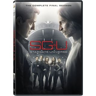 SGU Stargate Universe Complete Season 2 Final DVD