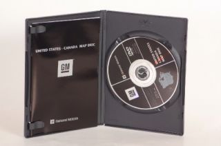 gm cadillac escalade hummer oem f navigation gps dvd map disc 10390370