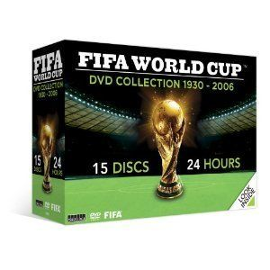 FIFA World Cup DVD Collection 1930 2006 Soccer Football