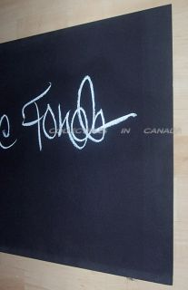 Whats My Line Jane Fonda Game Show TV Autograph Barbarella ★ Oscar