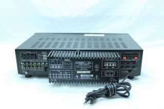 Vintage Fisher Studio Standard Am FM Stereo Receiver Control System RS