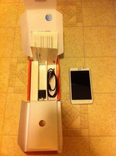 Samsung Galaxy Note LTE SGH I717   Ceramic White (UNLOCKED) Smartphone