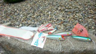 Salmon Fishing Gear