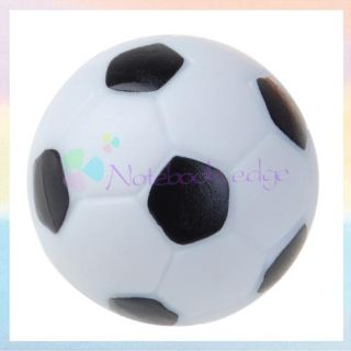 White 32mm SOCCER TABLE FOOTBALL FOOSBALL FUSSBALL BALL Indoor Game