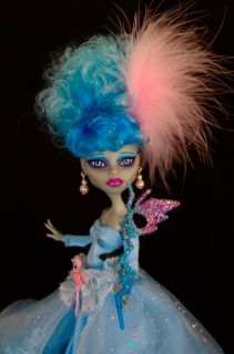 OOAK Monster High Doll Repaint Fantasia by Dao