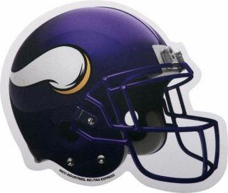 Minnesota Vikings NFL Football Helmet Computer Mouse Pad