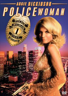 Police Woman   The Complete First Season (DVD, 2006, 5 Disc Set)