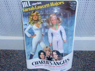 Charlies Angels Original Jill Doll Farrah Fawcett
