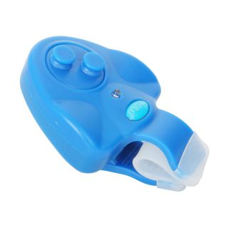 HOT Electronic Fish Bite Sound Alarm LED Light Alert Bell Clip On