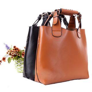 Hot Lady Black、Brown Super Star New Fashion Handbag Tote Shoulder