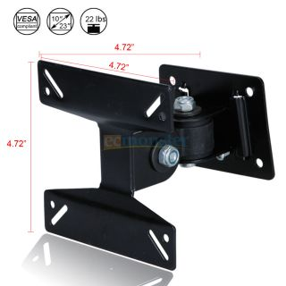10 23 Flat Panel Screen LCD LED Plasma TV Wall Mount Bracket