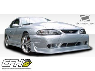 FRP Ford Mustang Cobra R Body Kit 4 PC 94 98 Excellent