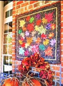 FONS & PORTERS FOR LOVE QUILTING HALLOWEEN FALL ED 99~SPIDER WEB
