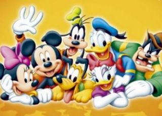 800 Plus Disney and Favorite Cartoon Character Designs Embroidery CD