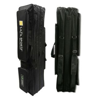Fishing Rod Case Bag Organizer Tackle Boxes Bags
