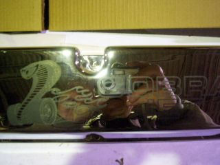 Ford Racing Chrome Aluminum Valve Covers 289 302 351w COBRA JET